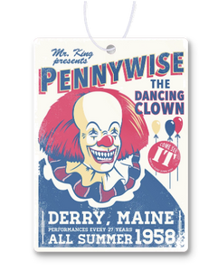 Dancing Clown Air Freshener