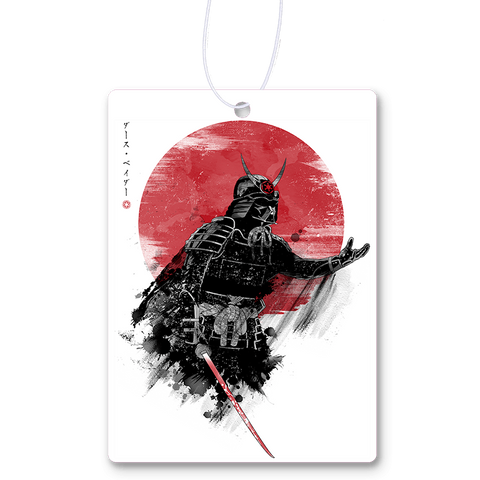 Darth Samurai Air Freshener