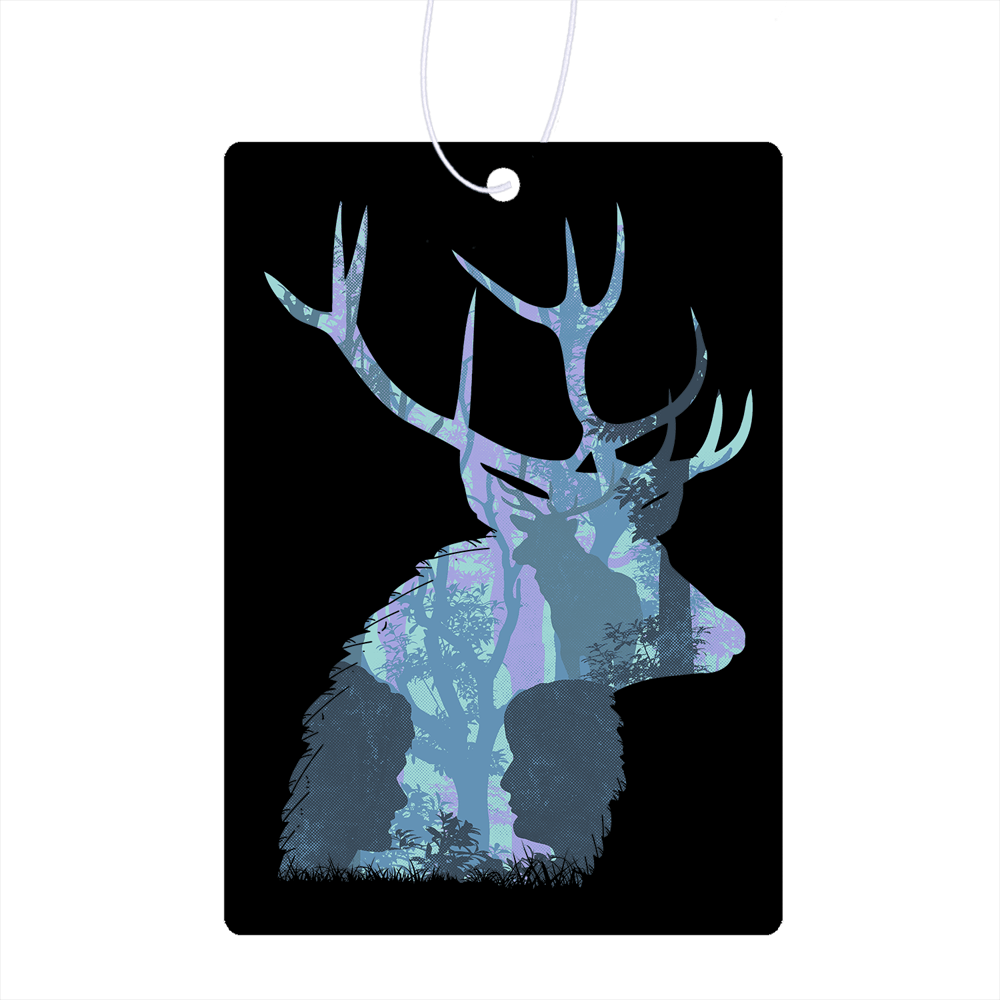 Deer Cannibal Air Freshener