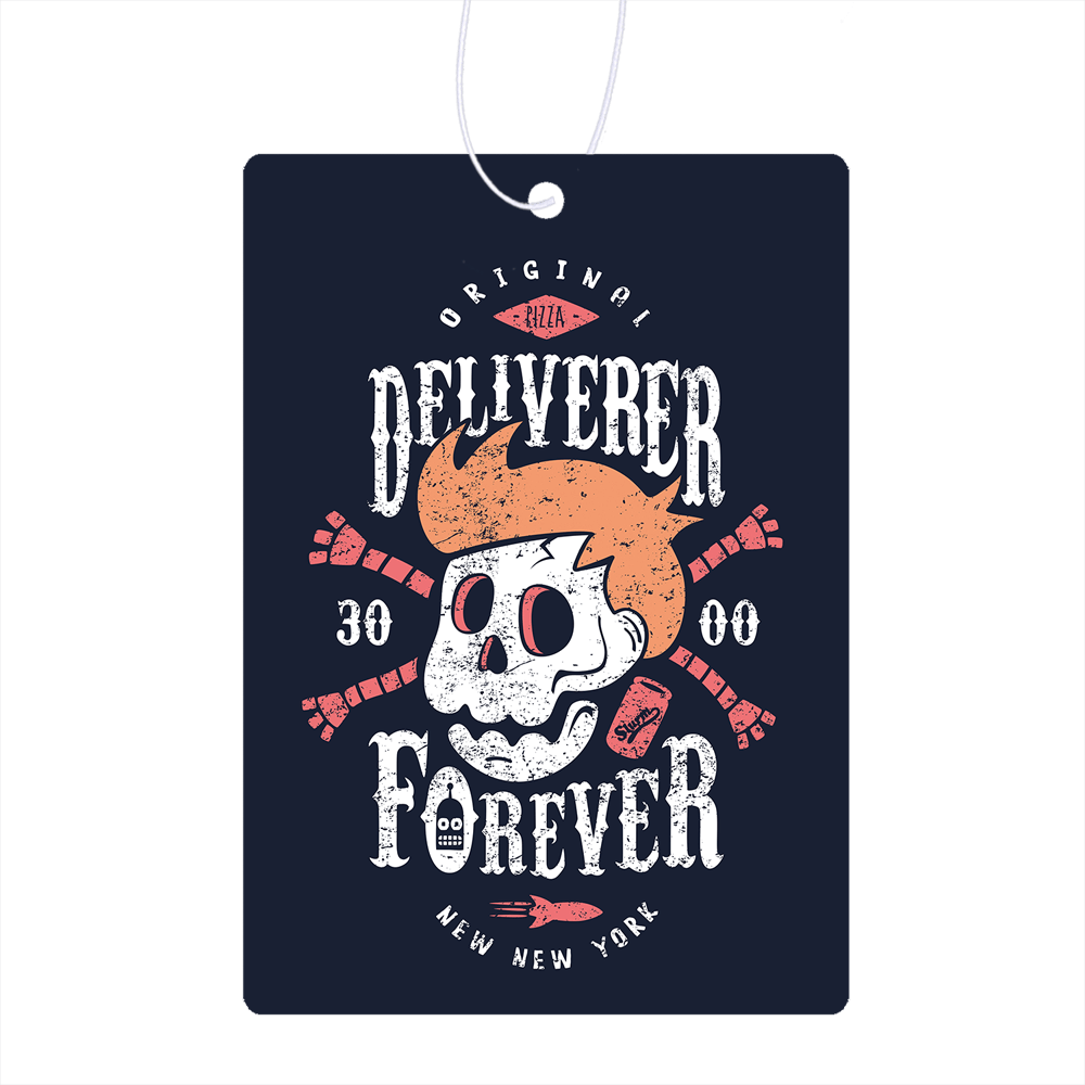 Deliverer Forever Air Freshener