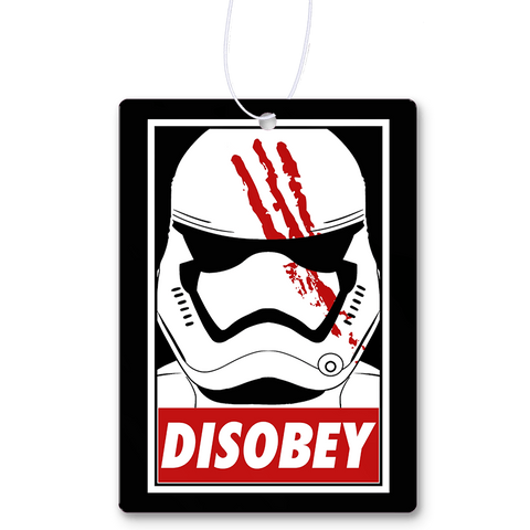 Disobey Air Freshener