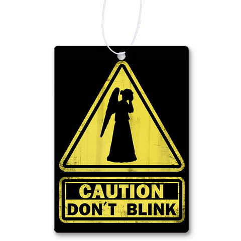 Don´t Blink 2 Air Freshener