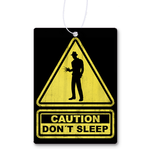 Don´t Sleep Air Freshener