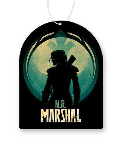 New Republic Marshal Air Freshener