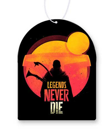 Legends Never Die Air Freshener