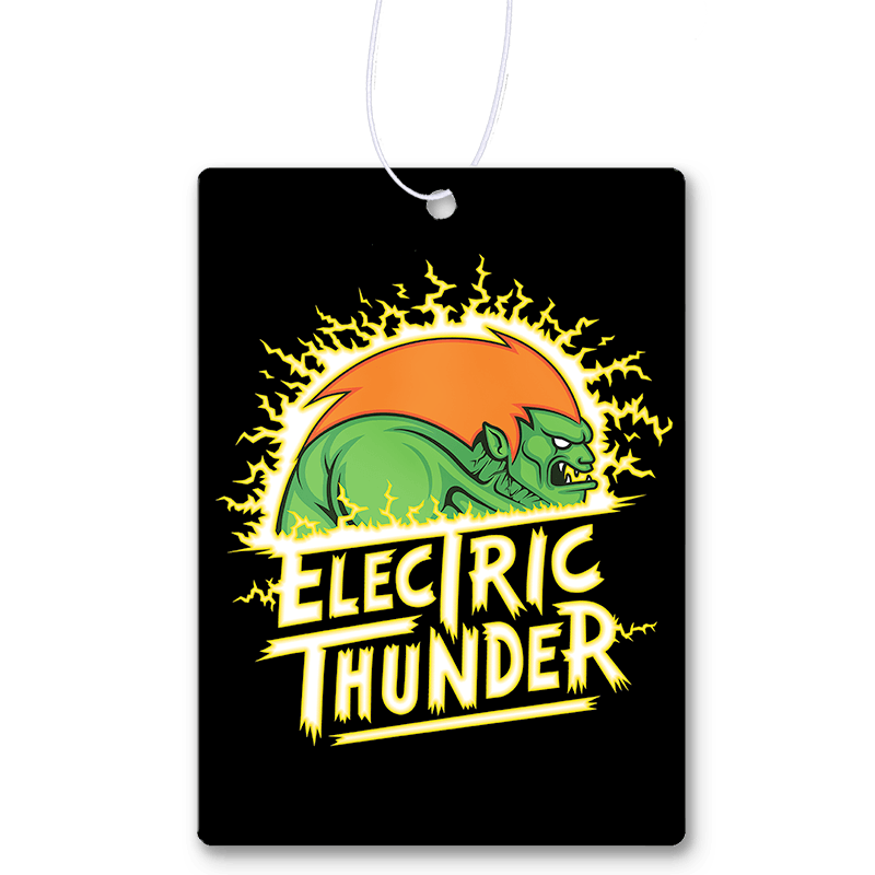 Electric Thunder Air Freshener