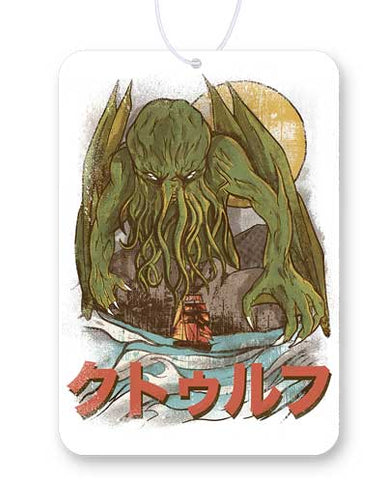 Fear Cthulhu Air Freshener