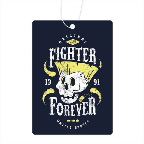 Fighter Forever Guile Air Freshener