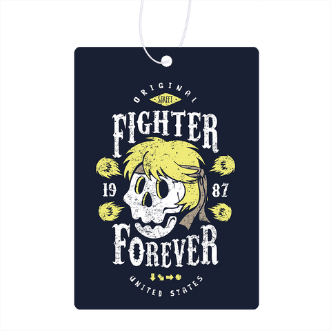 Fighter Forever Ken Air Freshener