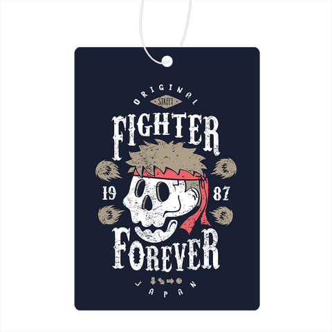 Fighter Forever Ryu Air Freshener