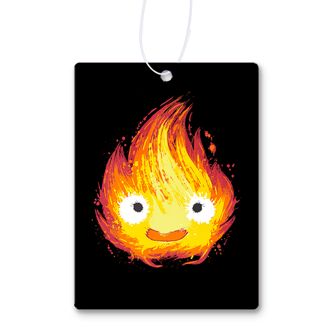 Fire Demon Air Freshener