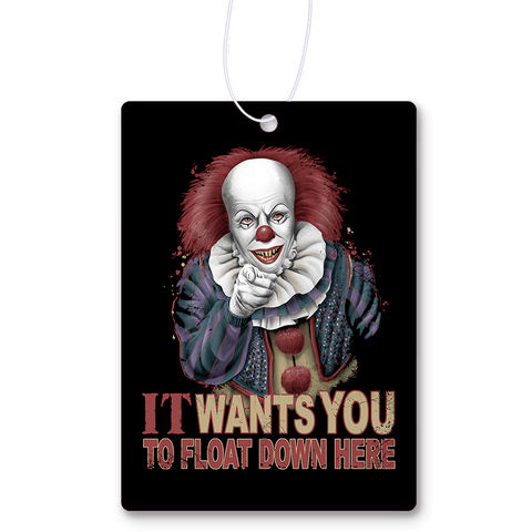 Float Down Here Air Freshener