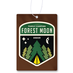 Forest Moon Camping Air Freshener
