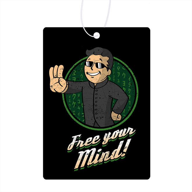 The Matrix Air Fresheners