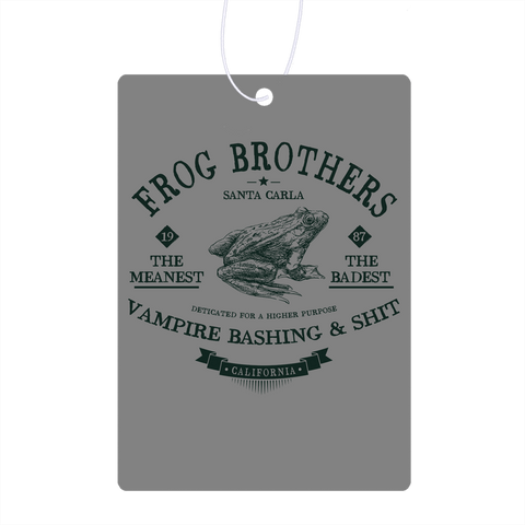 Frog Brothers Air Freshener