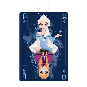 Frozen Card Air Freshener