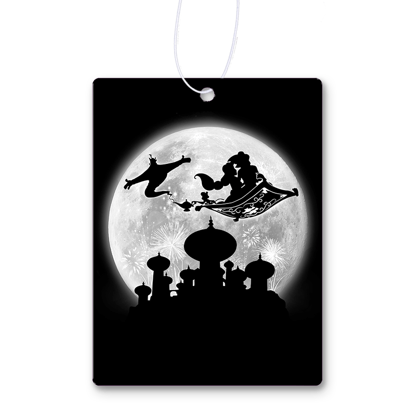 Full Moon Over Agrabah Air Freshener