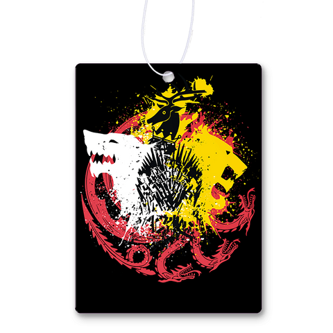 Game Of Colors Air Freshener