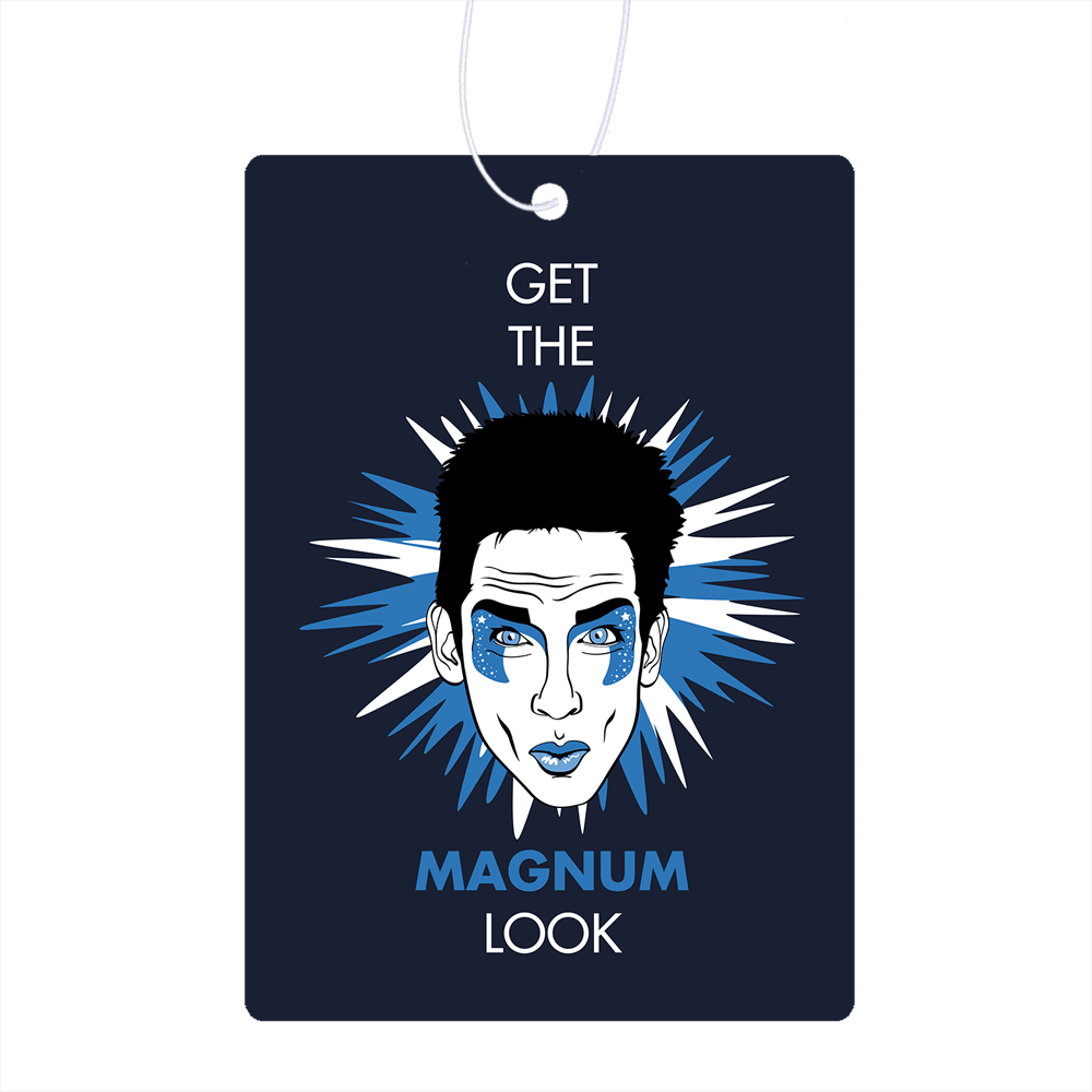 Get The Magnum Look Air Freshener