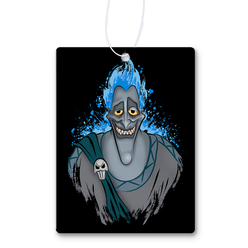 God Of The Underworld Air Freshener