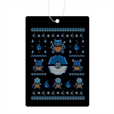 Gotta Stitch 'Em All Water Air Freshener