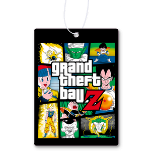 Grand Theft Ball Z Air Freshener