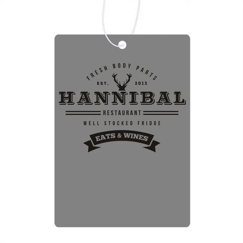 Hannibal Restaurant Air Freshener