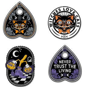 Halloween Air Freshener 4 Pack