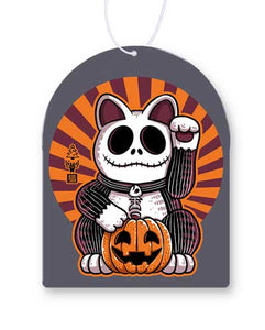 Halloween Neko Air Freshener