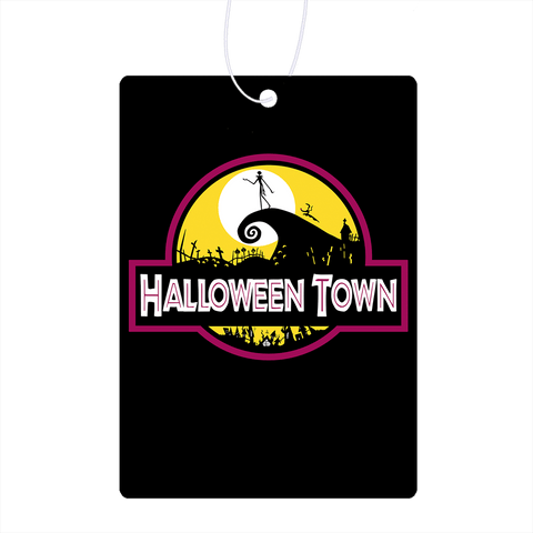 Halloween Town Air Freshener