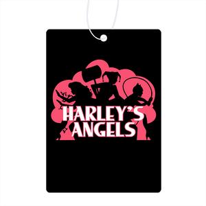 Harley's Angels Air Freshener