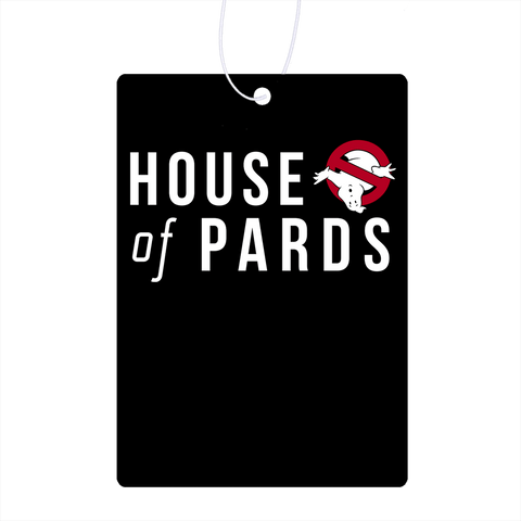 House Of Pards Air Freshener