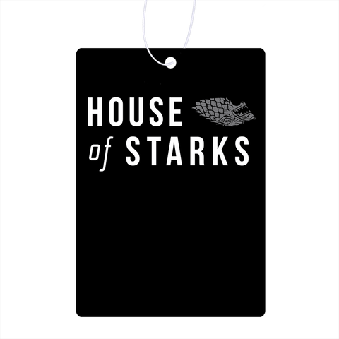 House Of Starks Air Freshener