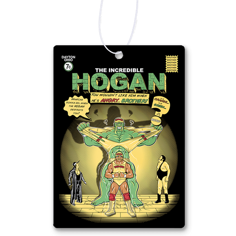 Incredible Hogan Air Freshener