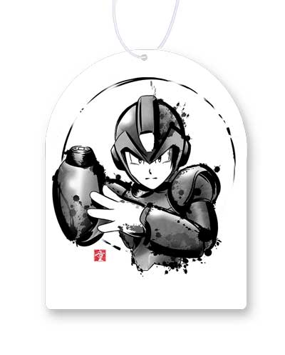 Mega Man Air Fresheners