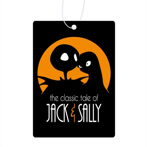 Jack And Sally Air Freshener