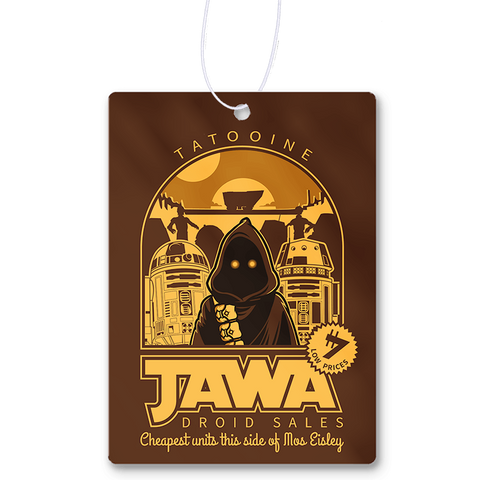 Jawa Droid Sales Air Freshener