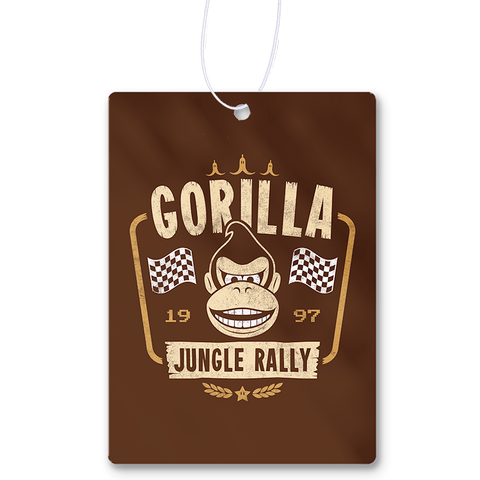 Jungle Rally Air Freshener