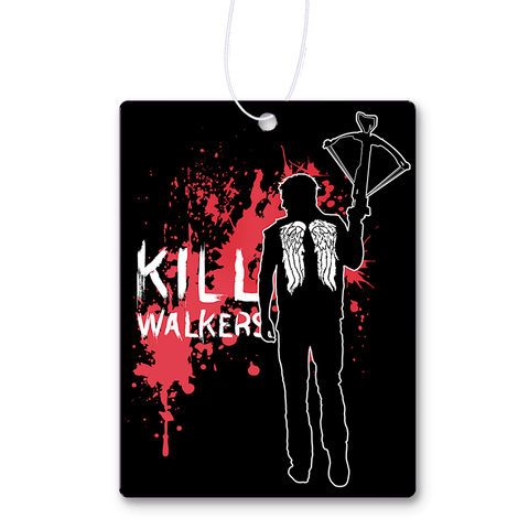 Kill Walkers Daryl Air Freshener