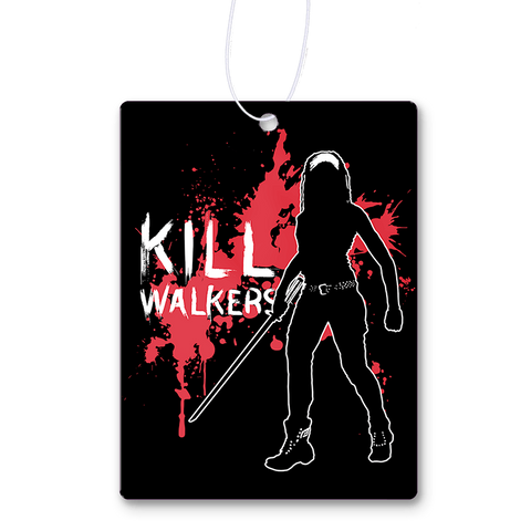 Kill Walkers Michonne Air Freshener