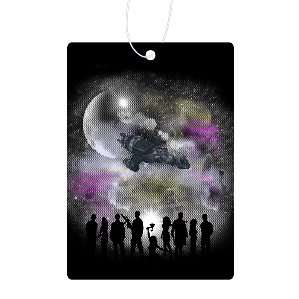 Legend Of Serenity Air Freshener