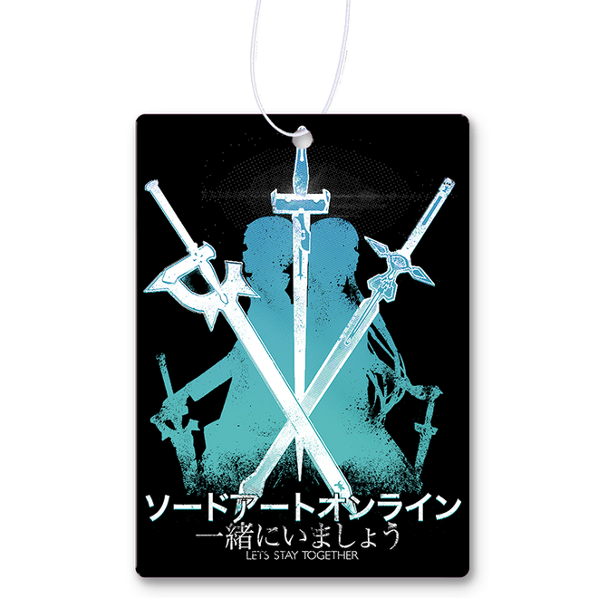 Sword Art Online Air Fresheners