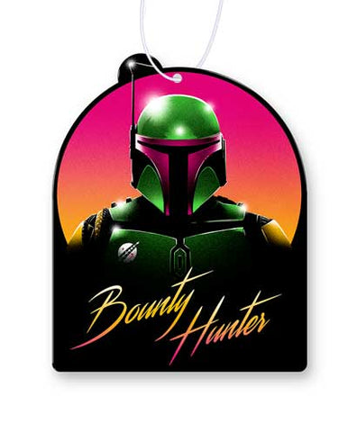 Bounty Hunter Air Freshener