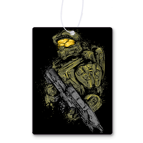 Master Chief Air Freshener
