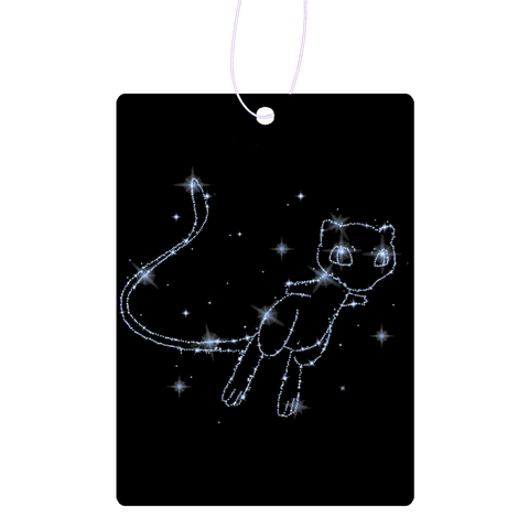Mew In The Stars Air Freshener
