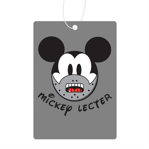 Mickey Lecter Air Freshener