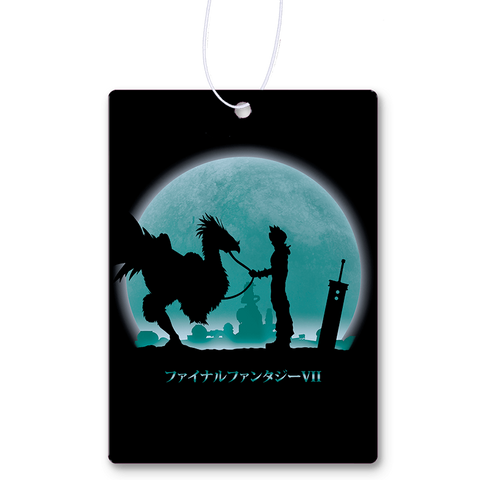 Midgar At Night Air Freshener