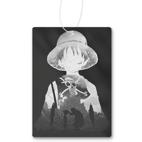 Monochrome Captain Air Freshener
