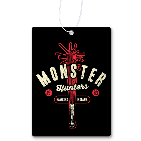 Monster Hunters '83 Air Freshener