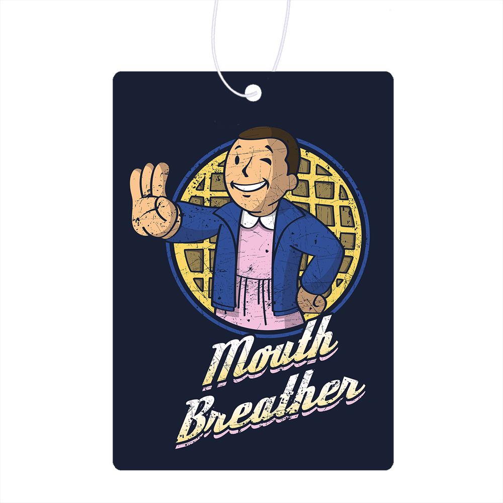 Mouth Breather Air Freshener